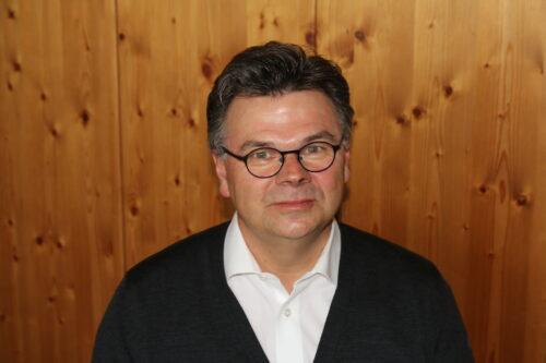 Pfarrer Holger Fischer